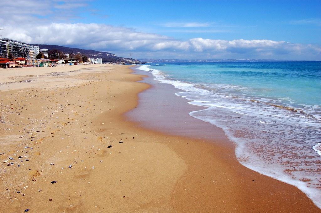болгария отдых на море золотые пески
