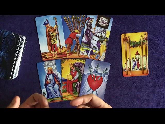 Хорарная нумерология: Гадание на картах Таро на ситуацию