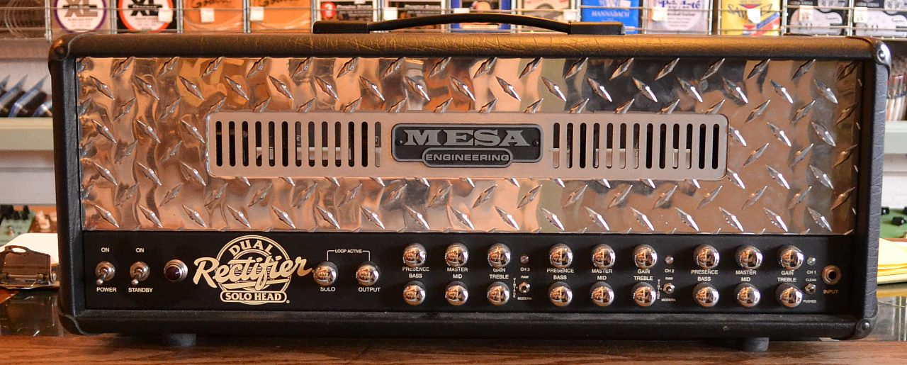 How to Determine the Age of a Mesa Amp - eHow UK