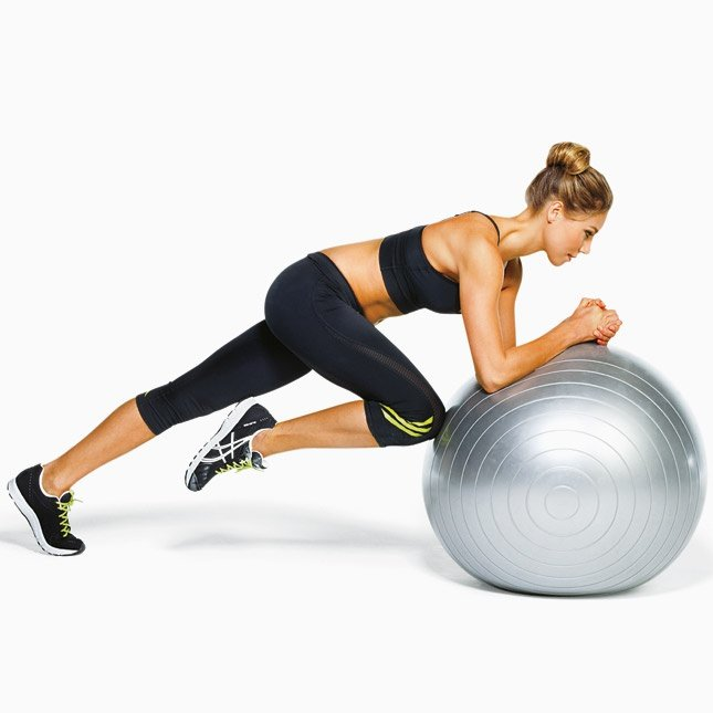 Как похудеть, убрать живот - 10 лучших упражнений для