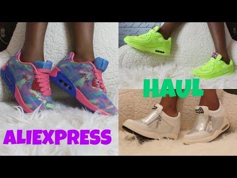 Обувь с алиэкспресс в наличии