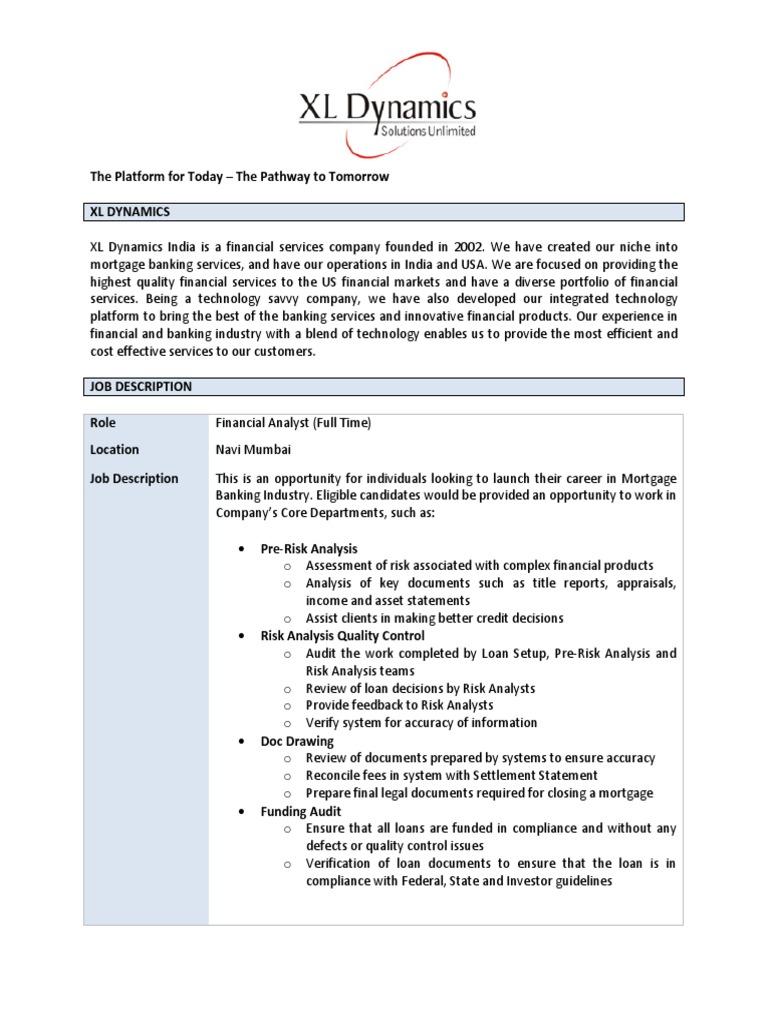 Desjardins financial history numbers job description