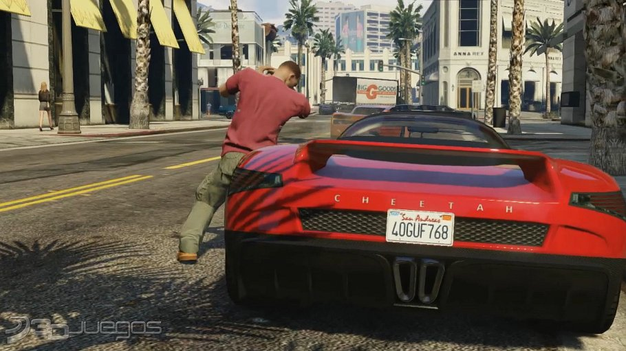 GTA V PC download full game for free Check it!