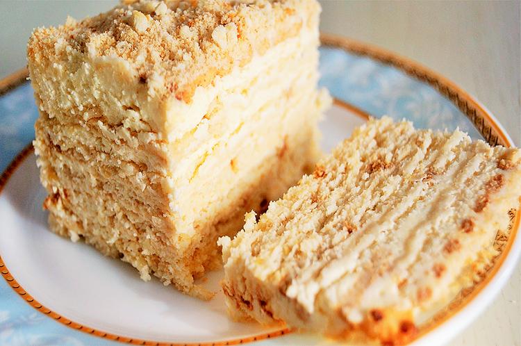 Рецепты тортов без выпечки быстро и вкусно