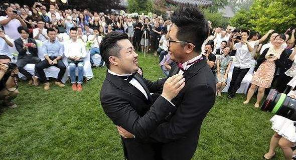 Gay dating app in china