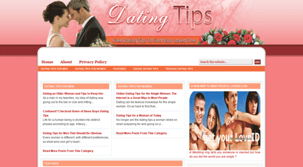 Dating love site