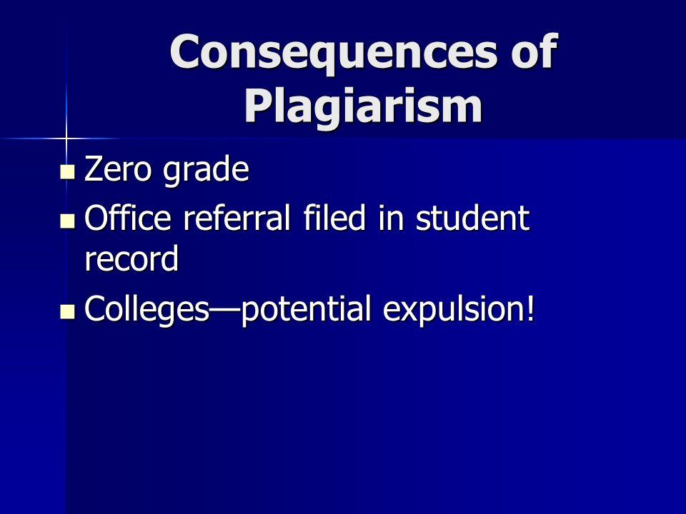 Plagiarism dissertation
