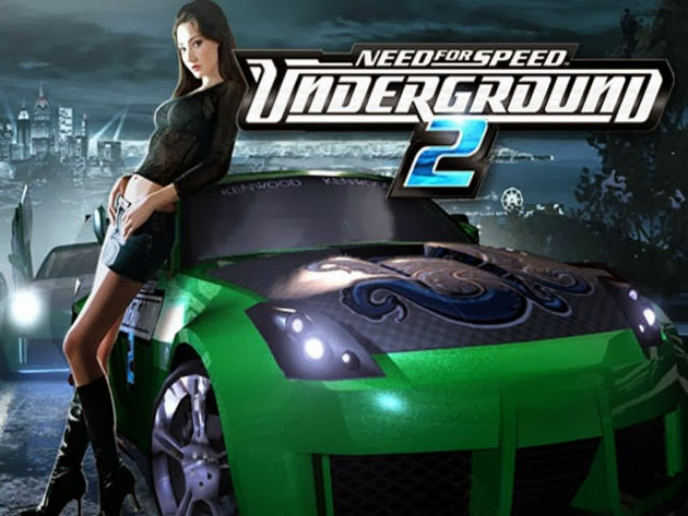 Need for Speed Underground 2-RELOADED crack