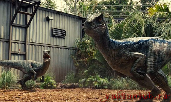 Jurassic World' is an enjoyable walk in the 'Park'