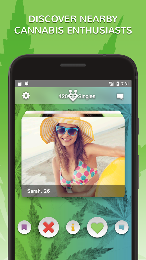 Get high with the new Tinder app for stoners - Dazed
