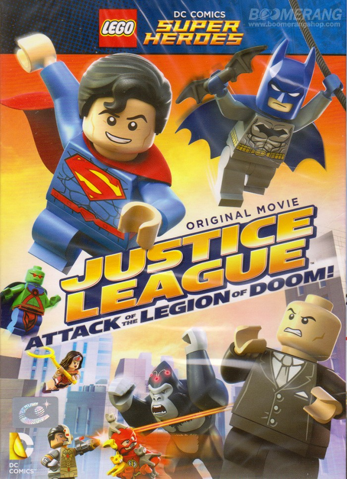LEGO DC Super Heroes: Justice League - Attack Of The