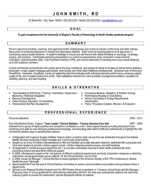 Write my resume phd application