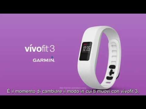 Instruction vivofit 3
