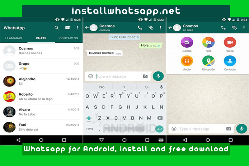 WhatsApp for Symbian Mobile Phone Devices Free Download