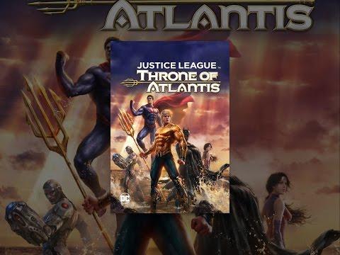Watch Justice League: Throne of Atlantis () Full Movie