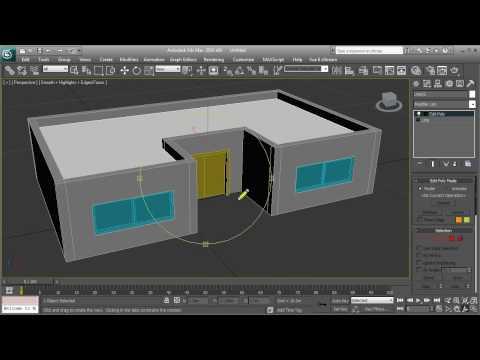 Как в 3Ds MAX загрузить картинку jpeg для фона или