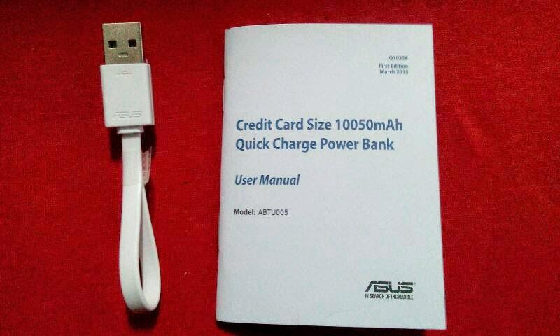 Asus zenpower user manual