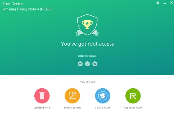 One Click Root - Free download and software reviews