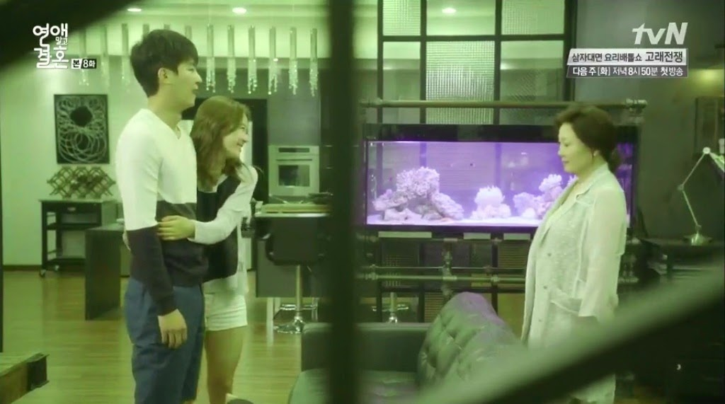 Married not dating episode 10