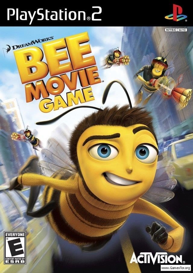 Bee Movie Game - Free Download Full Version For Pc