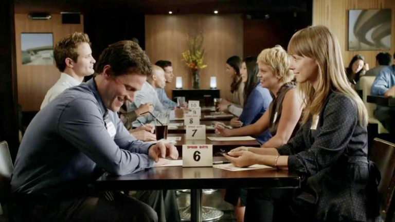 Speed dating definition francais