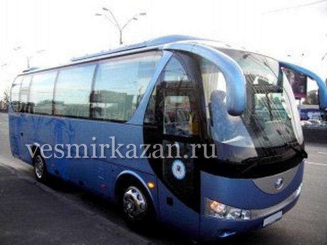 Казань москва билеты на автобус