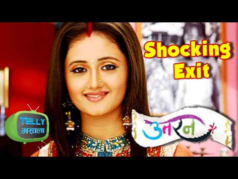 Rashmi Desai Shoots For Colors TV Hindi Serial Uttaran