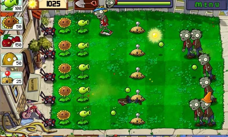 Plants vs Zombies (APK) - Free Download