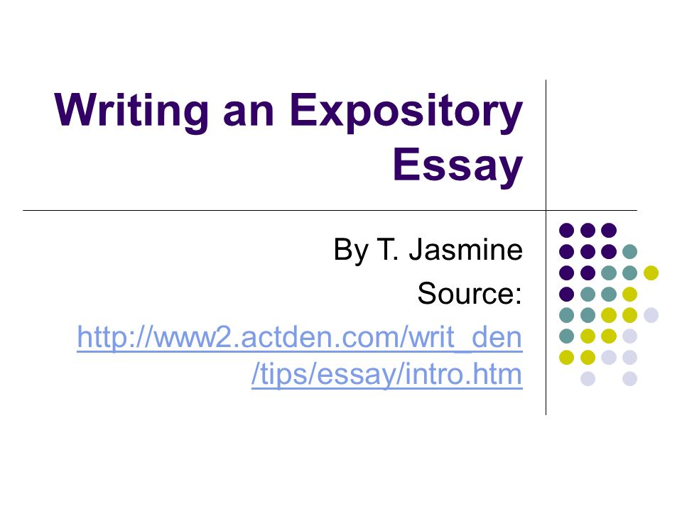 What Is an Expository Essay? - 11trees