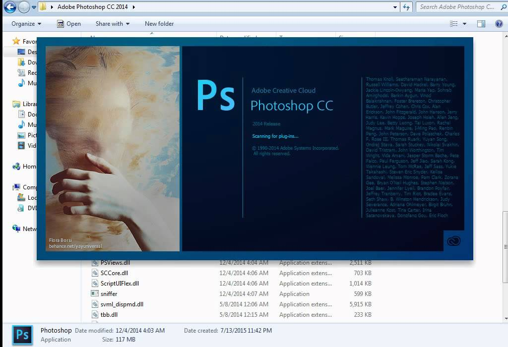Adobe Photoshop CS4 Serial Number, Crack Full Download
