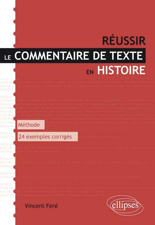 Commentaire et dissertation