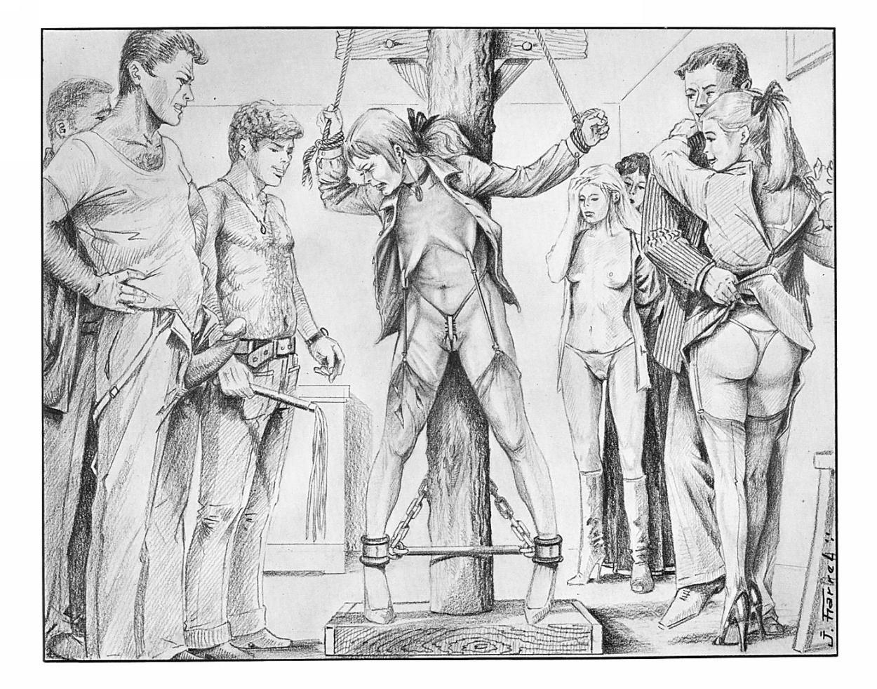 пытки мужчин в порно