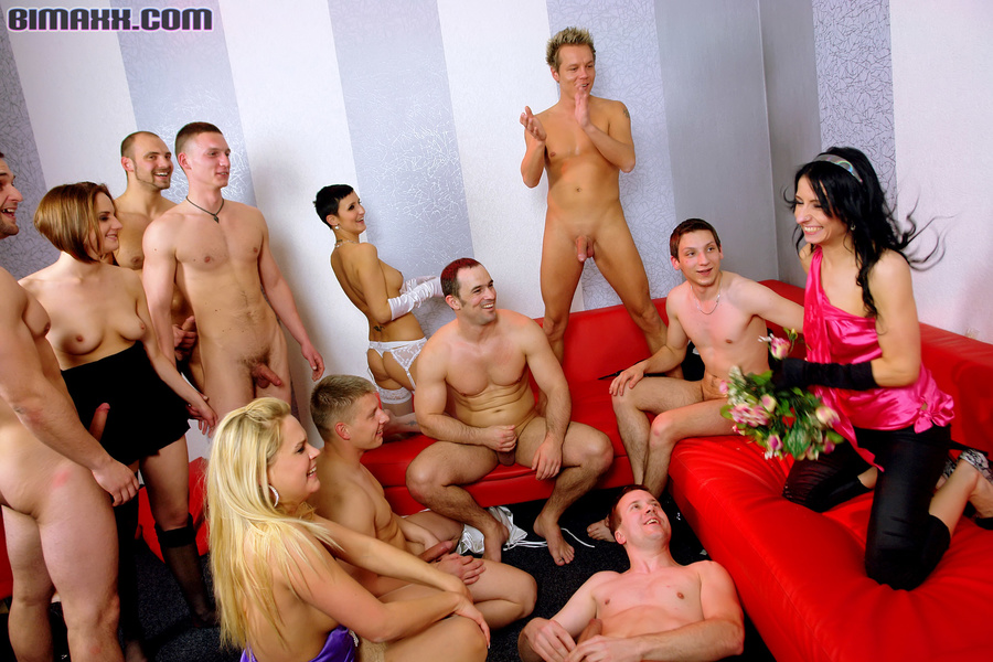 Sex Bomb Party Orgy - Big Tits-5618