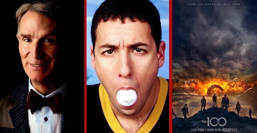 Netflix New Releases November 2015 - OnDVDR