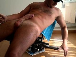 Old man sex toy