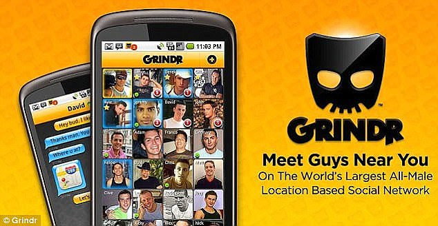 gay dating blackberry apps