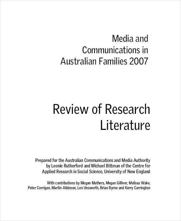 Write my how to write a literature review for a research paper
