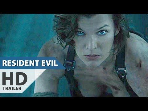 Resident Evil 6 Armageddon 3D 2014) The Movie Trailer
