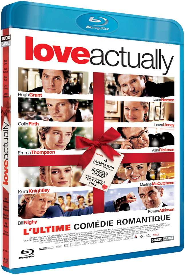 Download Love Actually (2003) YIFY Torrent for 1080p