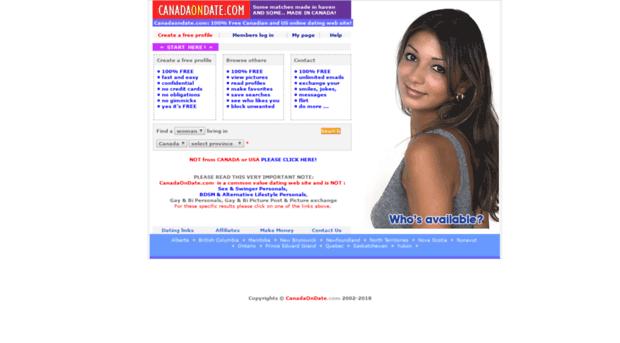 beste online dating website Canada