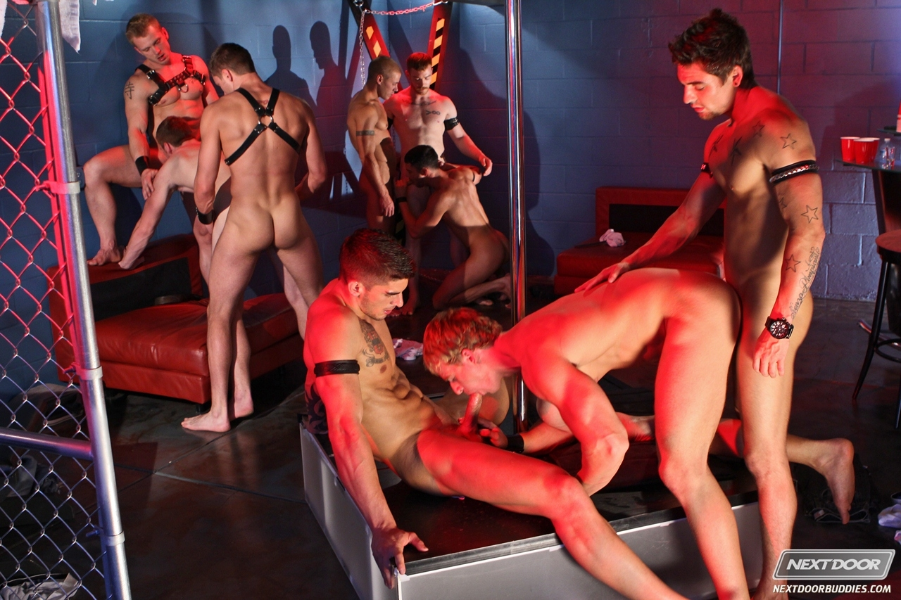 Gay sex clubs in los angeles