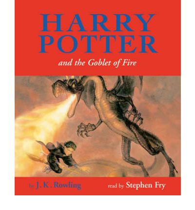 Download Harry Potter and the Goblet of Fire - Ebook