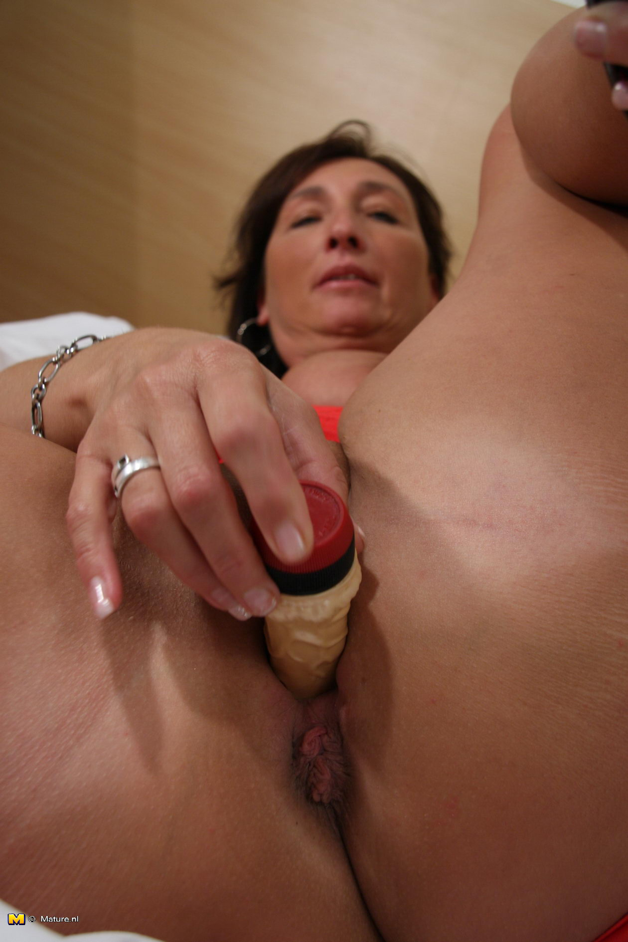 My wife wants a big dildo