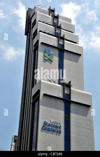 Standard chartered bank headquarters malaysia zip code