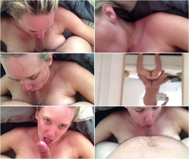 Blonde housewife burgler sex