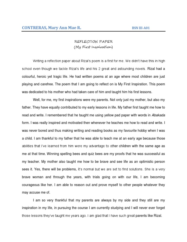 Optimistic person essay