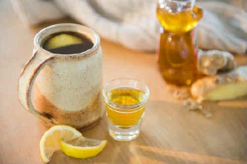 Как приготовить чай из имбиря и лимона для похудения