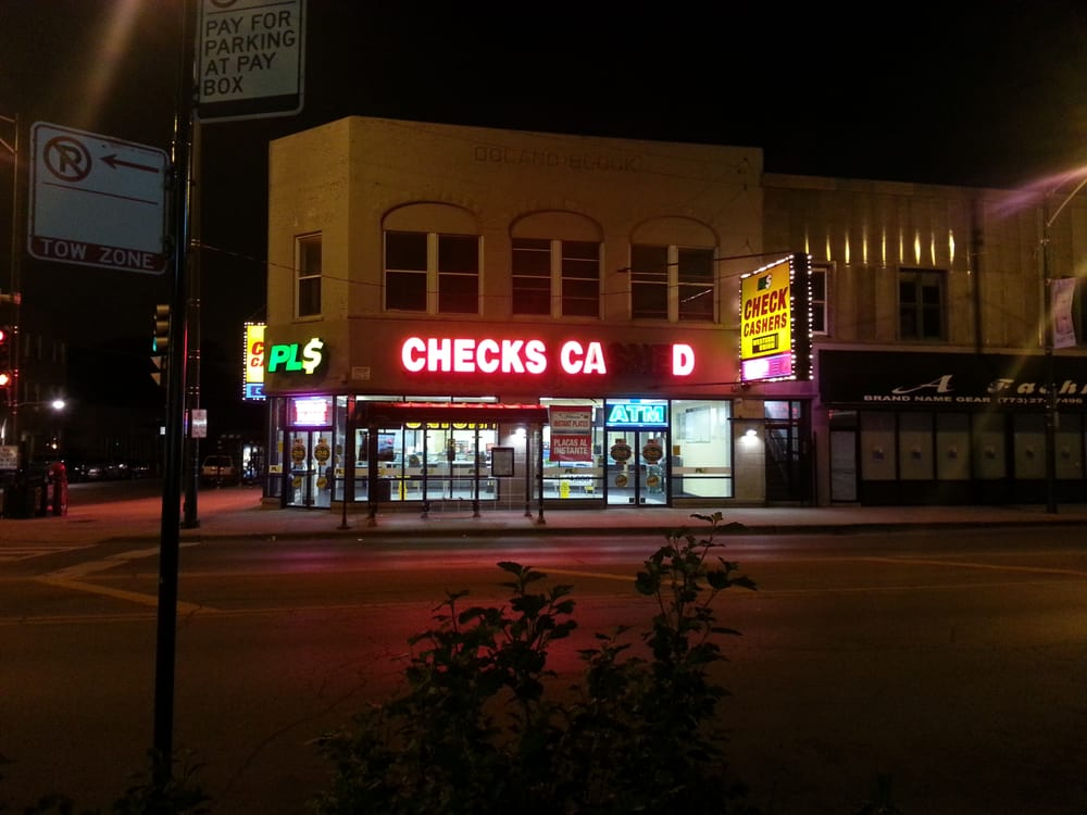 Chicago loan stores