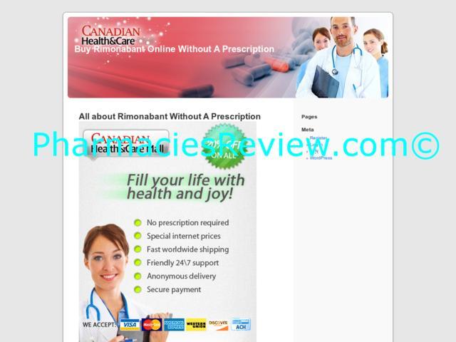 Buy rimonabant online