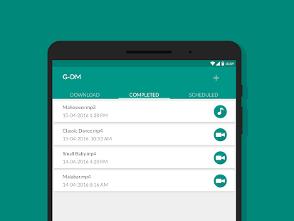 G-Download Manager 1077 fr Android - Download